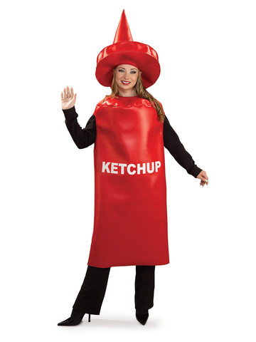 Ketchup Outfit