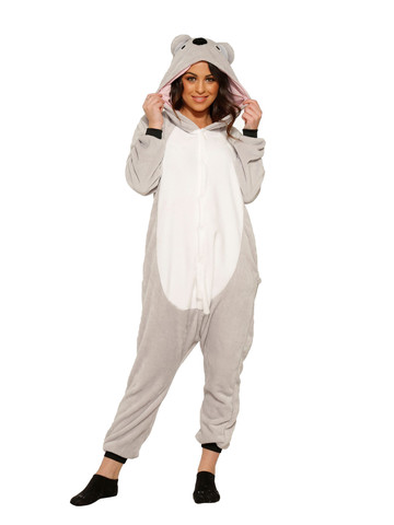 Koala Jumpsuit Costume for Adult