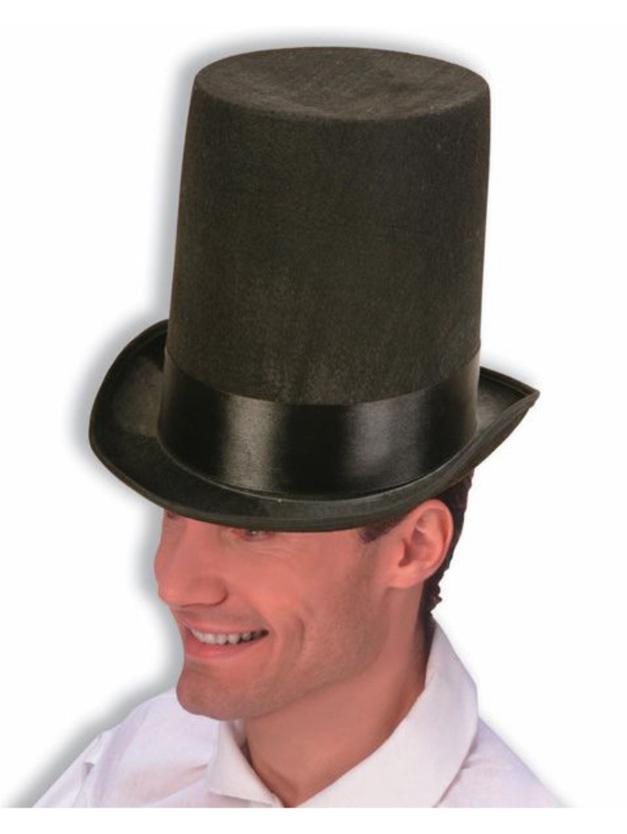 View larger image of Super Deluxe Stove Pipe Adult Hat