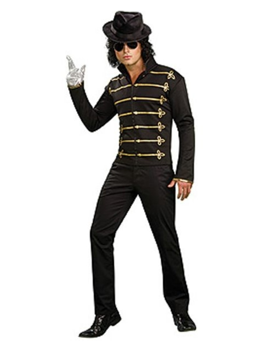 View larger image of Adult Michael Jackson Military Printed Jacket