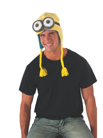 Minions Movie Minion Laplander Hat
