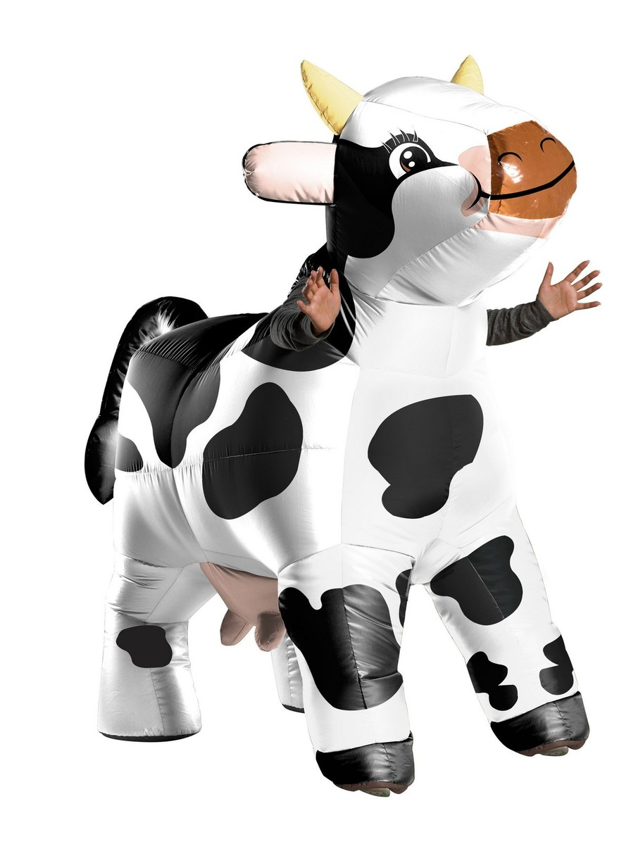 View larger image of Moo Moo the Cow Adult Funflatable Costume