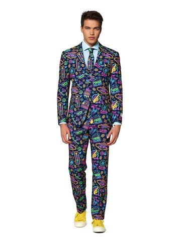 Opposuits Adult Mr. Vegas Casino Suit