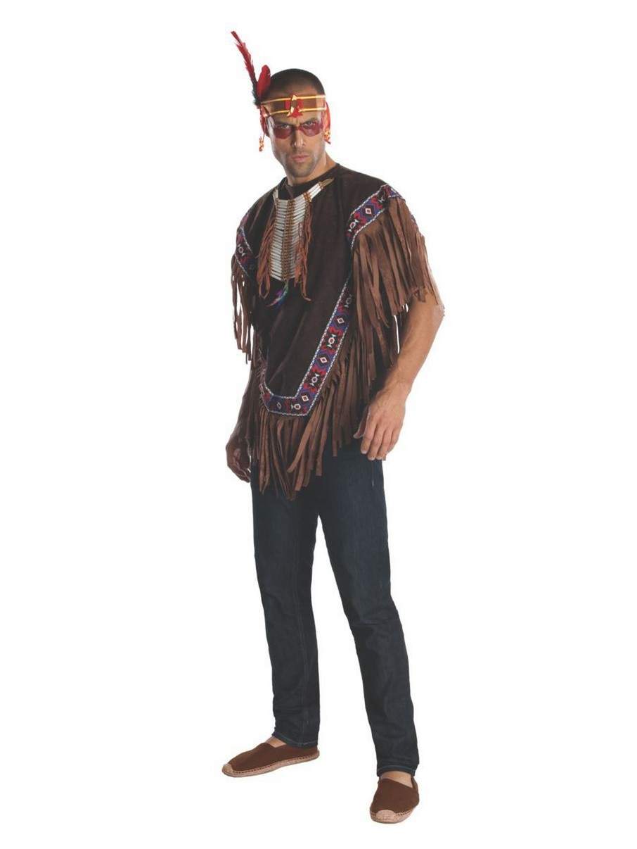 View larger image of Native American Costume for Adult