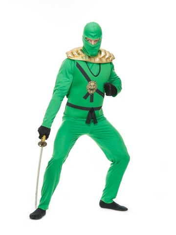 Men's Ninja Avenger with Armor Series I Costume