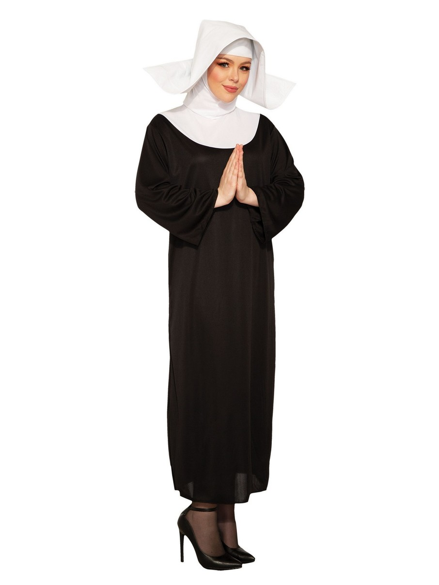 View larger image of Adult Nun Costume