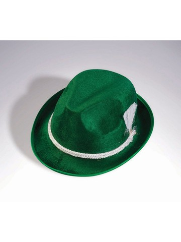 Adult Oktoberfest Green Hat Accessory