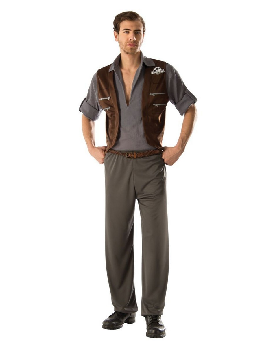 View larger image of Owen Adult Costume
