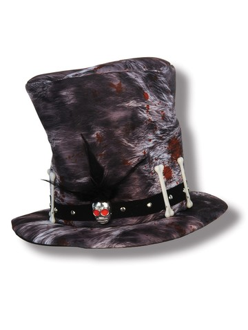 Plush Voodoo Hat for Adult