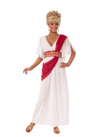 Roman Empress Costume for Adult