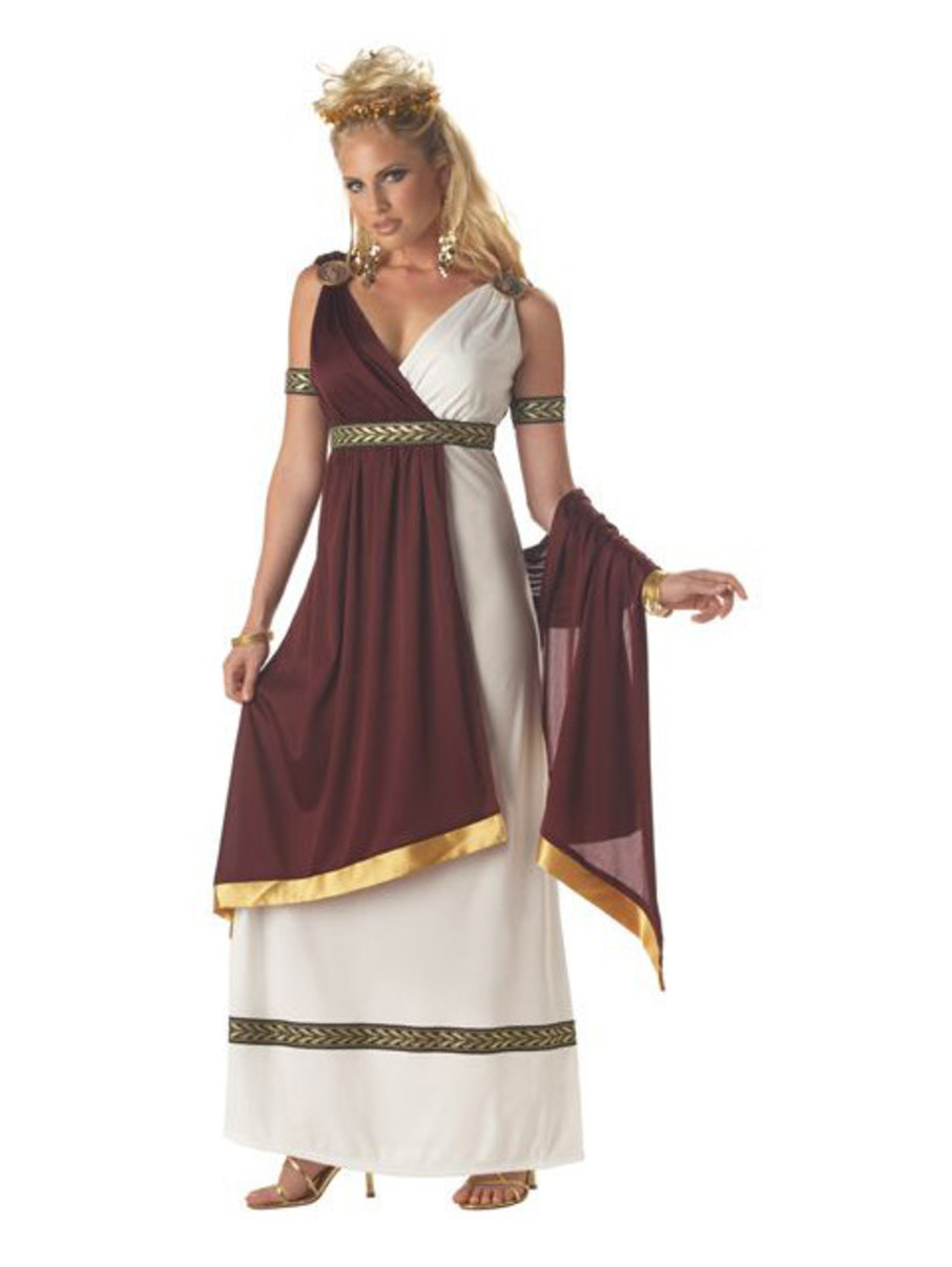 View larger image of Adult Roman Empress Costume