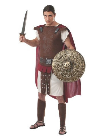 Roman Soldier Costume for Adult