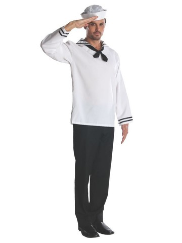 Sailor Costume for Adult