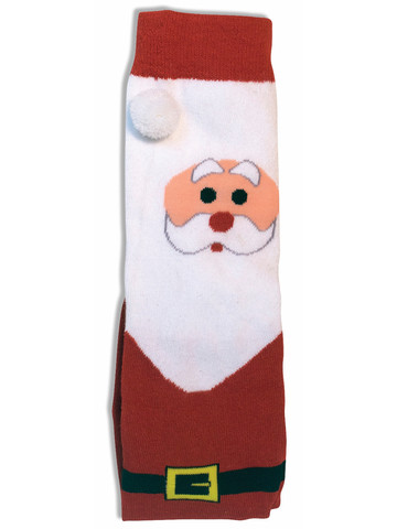 Adult Santa Socks