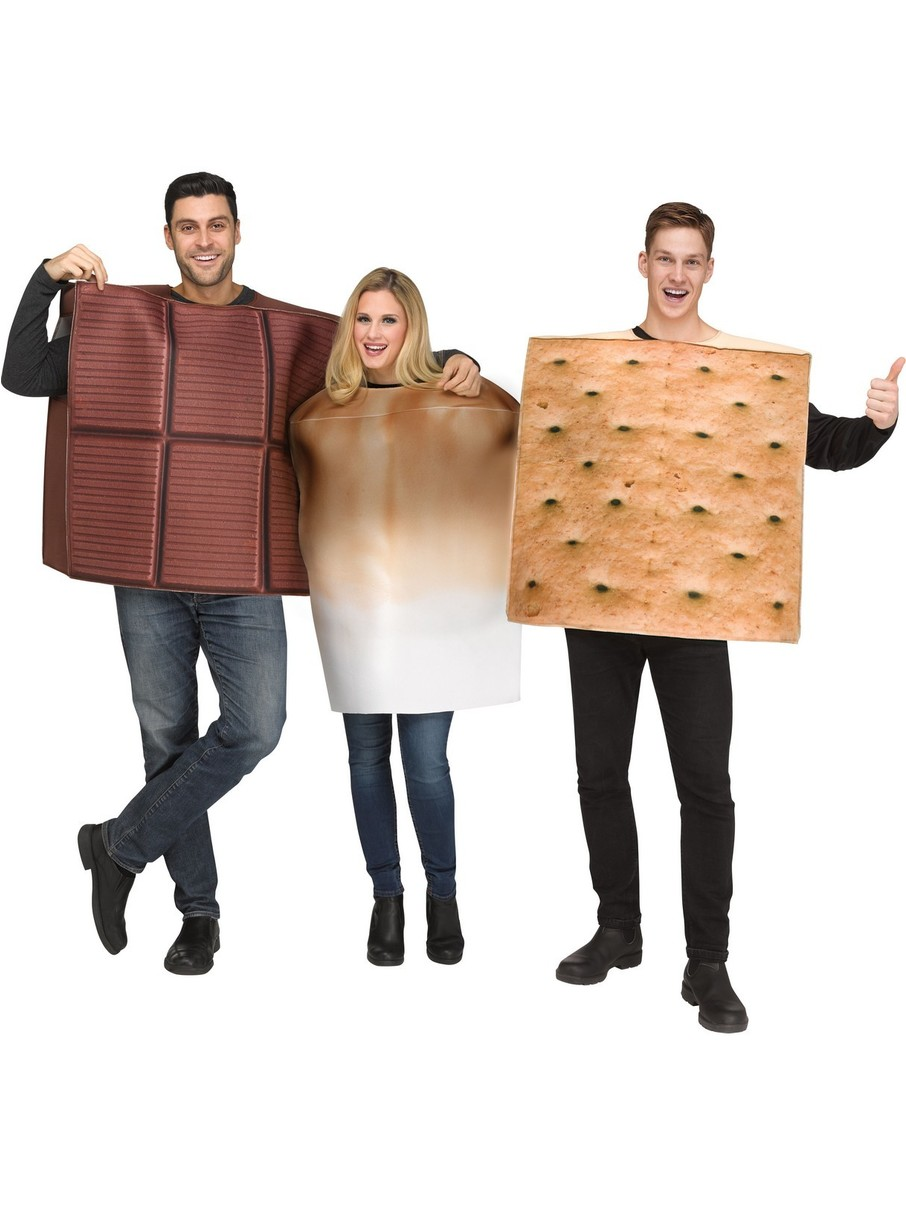 View larger image of Adult Give Me S'mores Costume