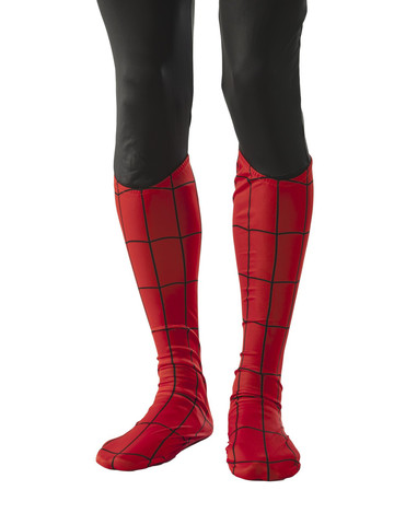 Marvel's Spider-Man Boot Tops for Adults