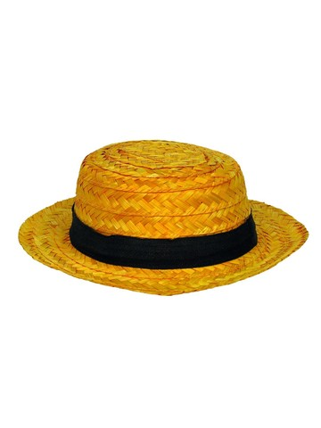 Hillbillie Adult Straw Hat