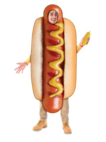 Frank Hot Dog Costume