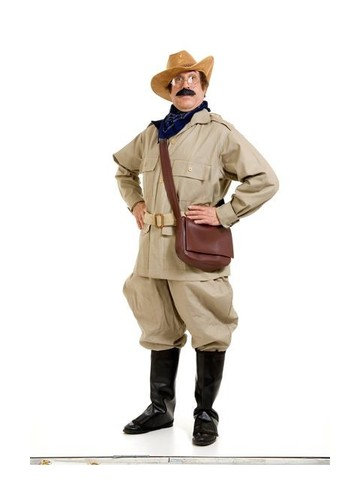 Adult Teddy Roosevelt Costume