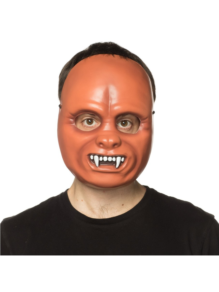 View larger image of Creepy Red Jumpsuit Them Adult Mask