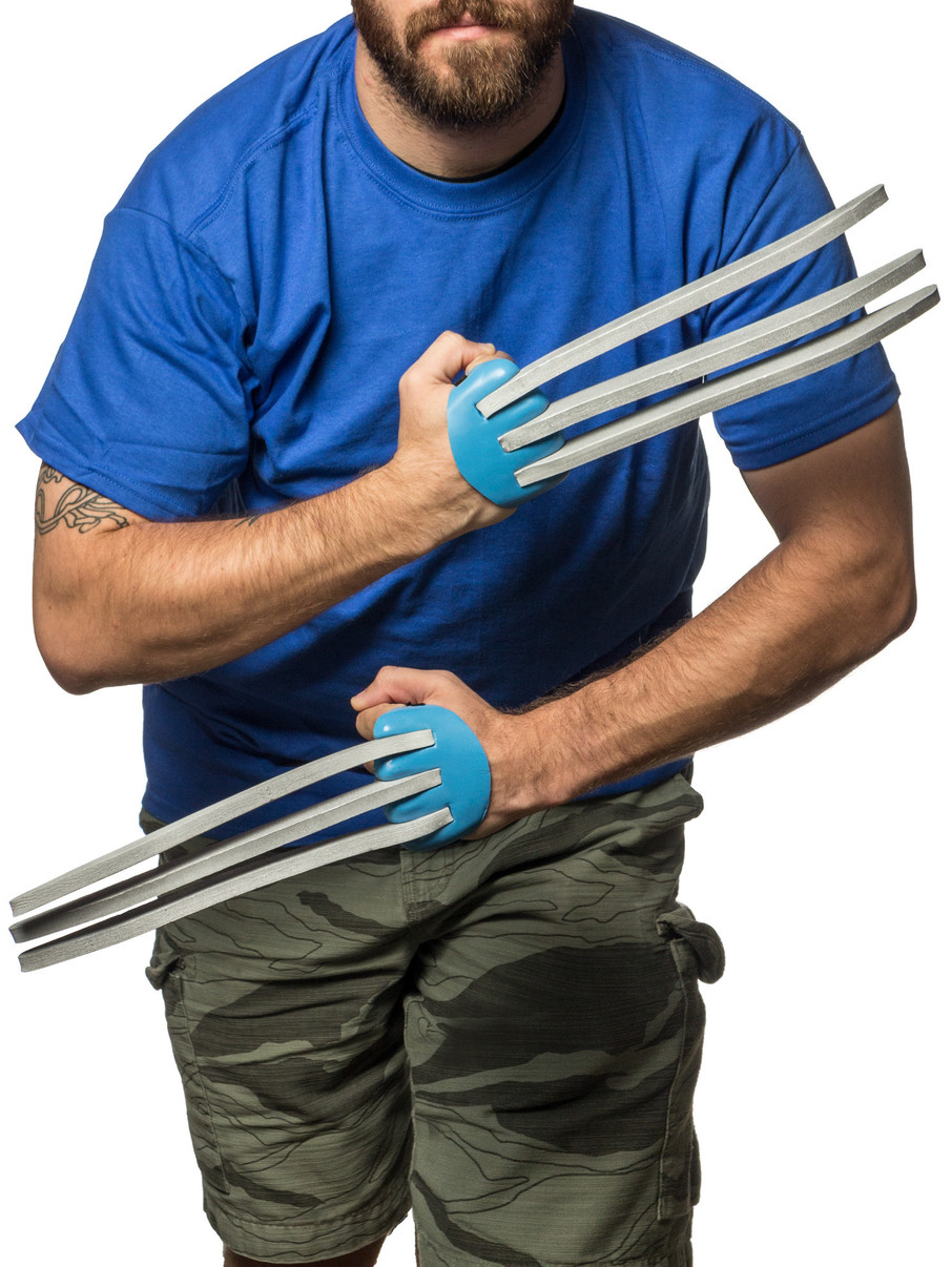 View larger image of Adult Wolverine Claws