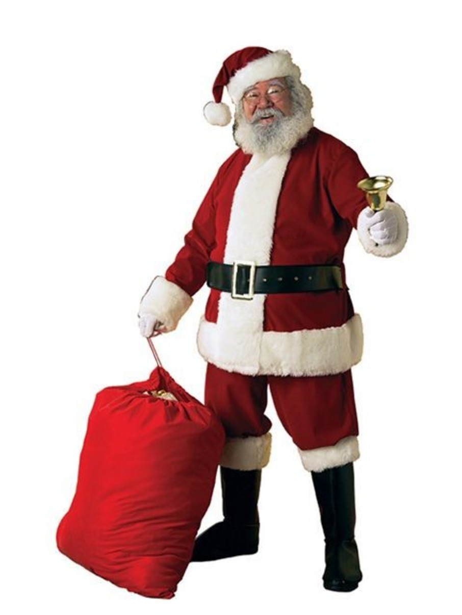 View larger image of Adult Xx Large Deluxe Velvet Santa Suit