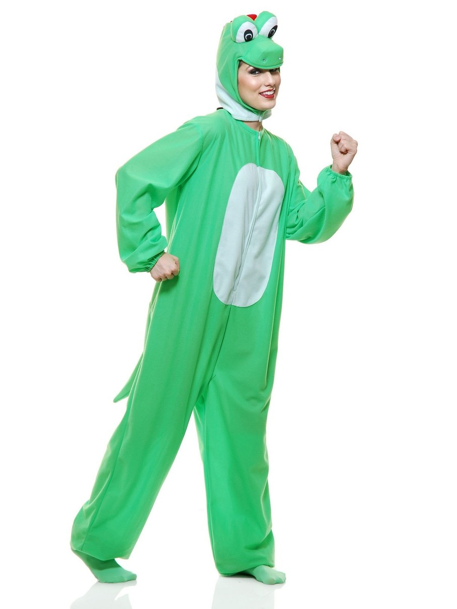 View larger image of Adult Green Dragon Costume