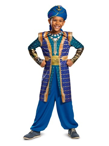 Genie Classic Aladdin Costume for Toddlers