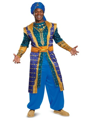 Deluxe Genie Costume for Teens