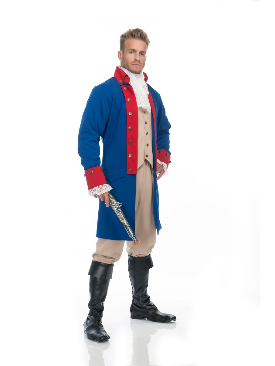 View larger image of Alexander Hamilton Costume