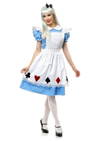Women's Alice in Wonderland - Alice Costume