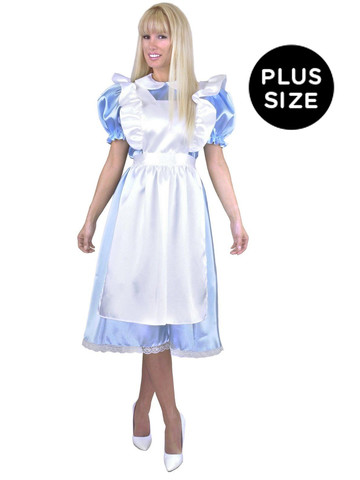 Alice Plus Size Costume