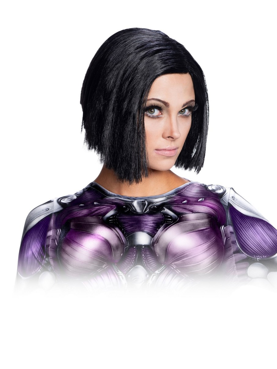 View larger image of Wig - Alita: Battle Angel