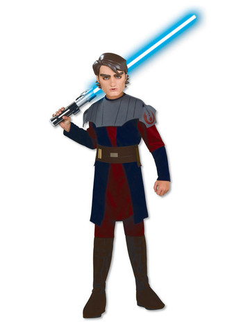 Anakin Skywalker Boys Star Wars Costume