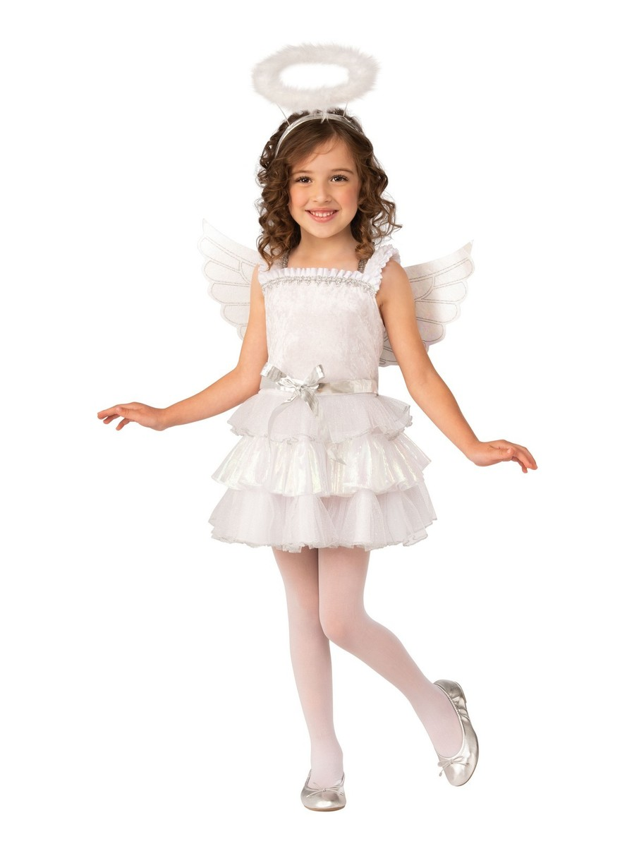 View larger image of Angel Costume For Kids