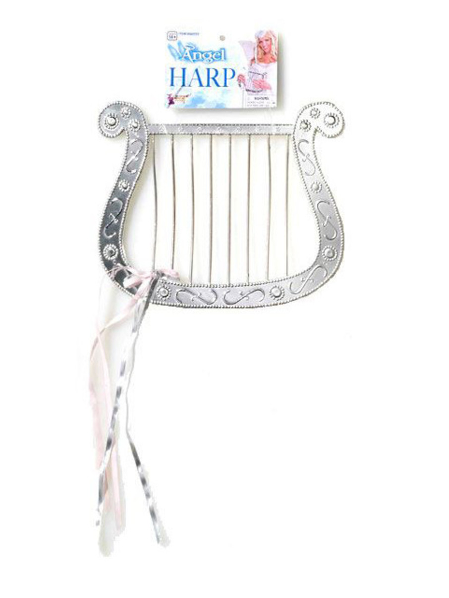 View larger image of Angel Harp