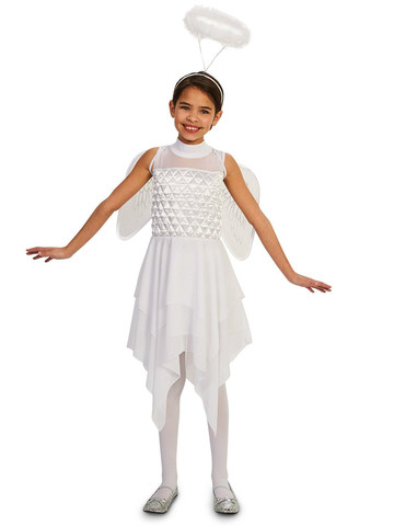 Kids Angelic Angel Costume