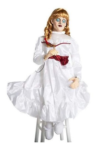 Annabelle 3 -Foot Animated Doll Prop Decoration