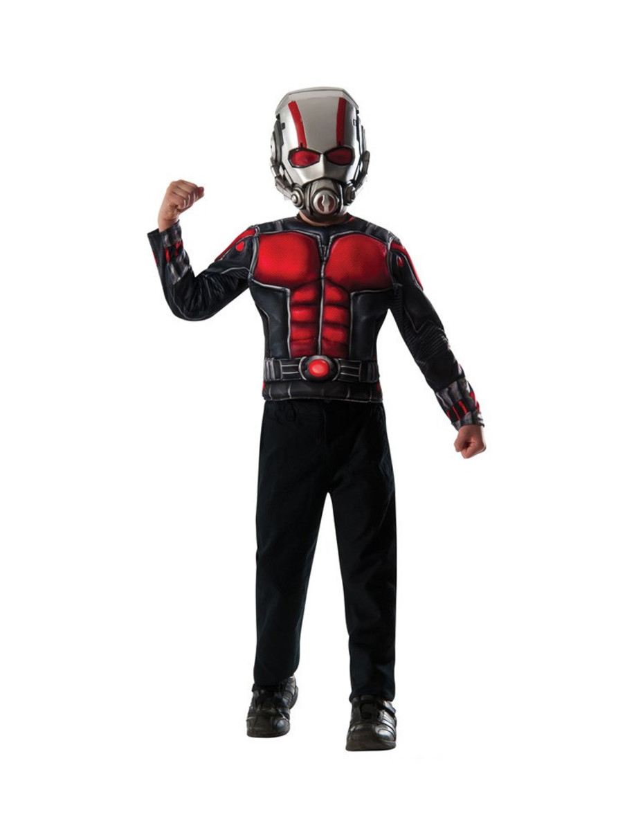 View larger image of Kid's Ant-Man Deluxe Muscle Chest Top Kit