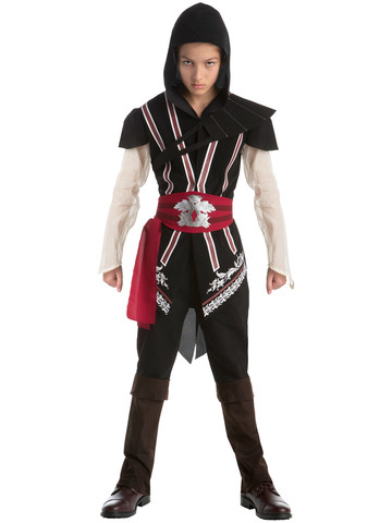 Assassins Creed Ezio Classic Teen Costume