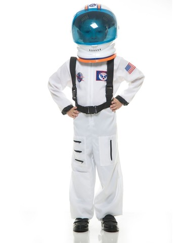 Astronaut Jumpsuit Costume for Kids