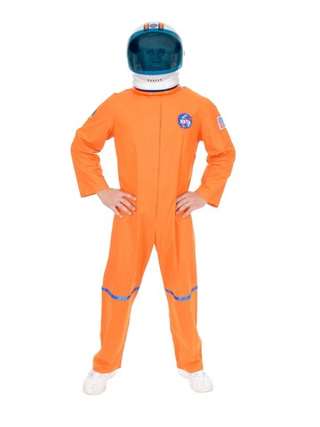 Astronaut Suit Mens Costume