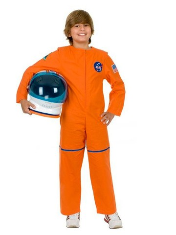 Boys Astronaut Suit Costume