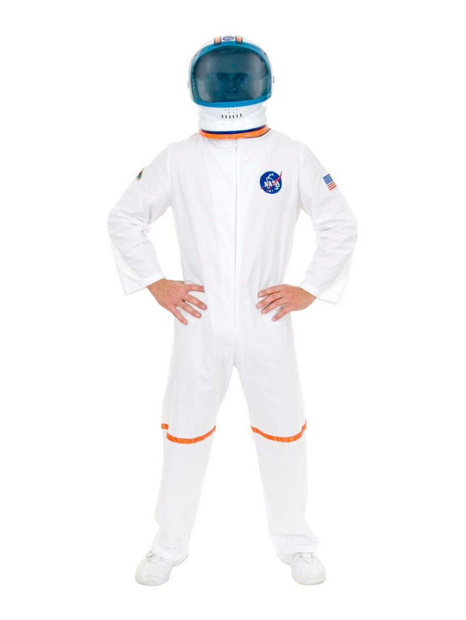 View larger image of Adult Astronaut Plus Sized Suit