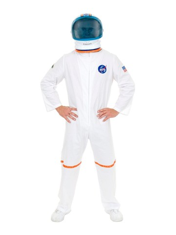 Adult Astronaut Plus Sized Suit