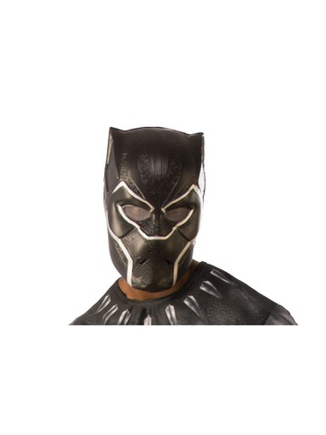 Avengers: Endgame Black Panther Adult 1/2 Injection Mask