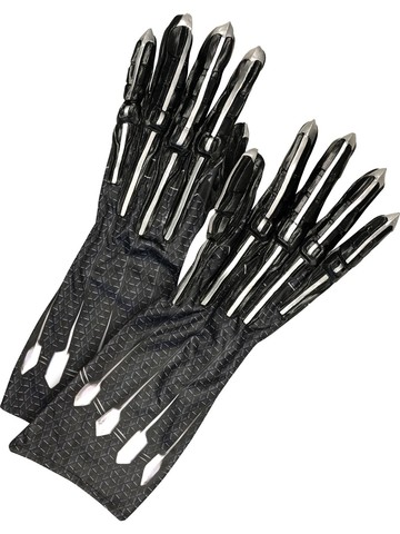 Avengers: Endgame Black Panther Adult Deluxe Gloves