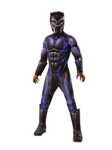 Black Panther Avengers 4 Costume