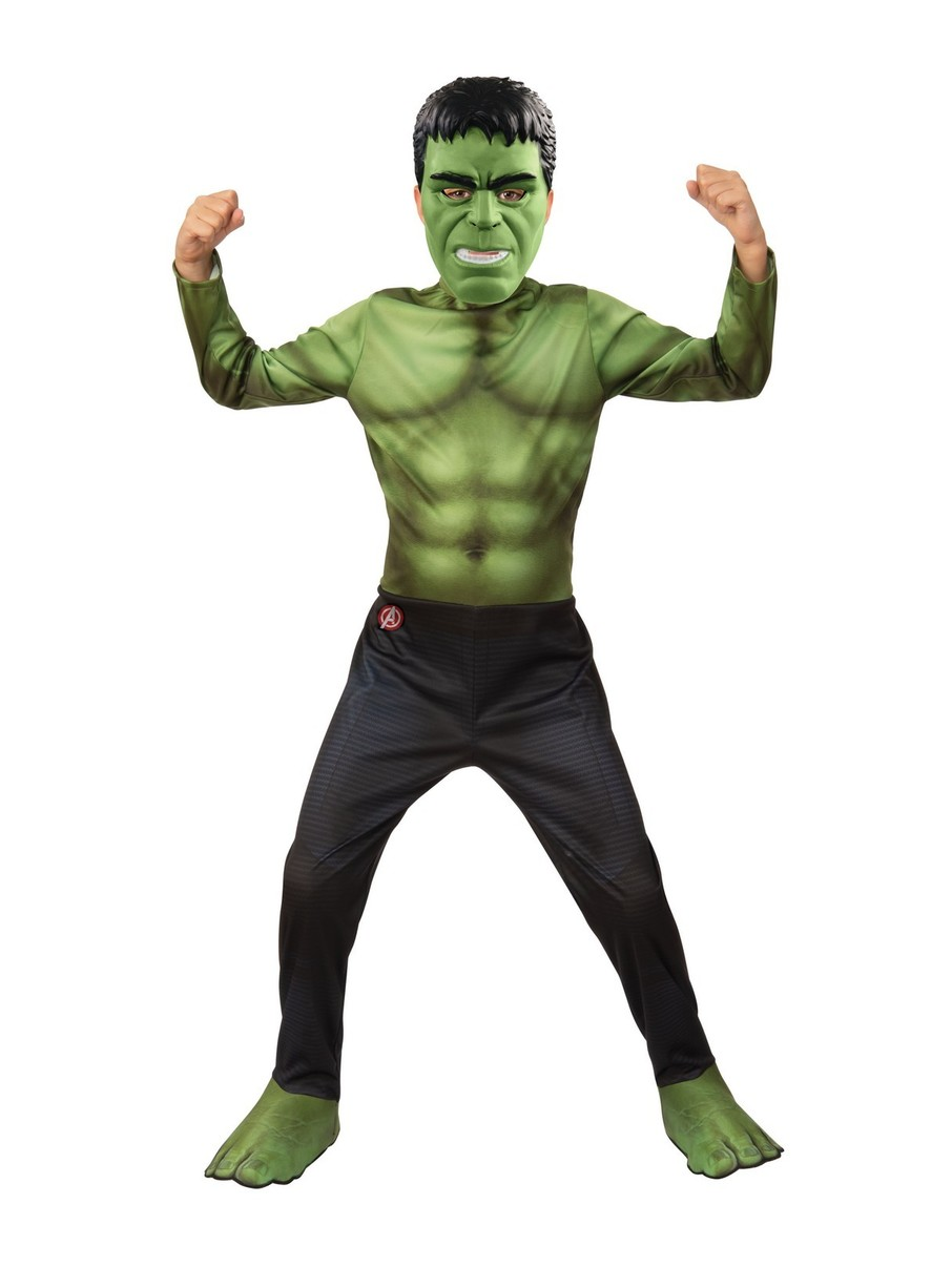 View larger image of Hulk New Avengers 4 Costume Deluxe