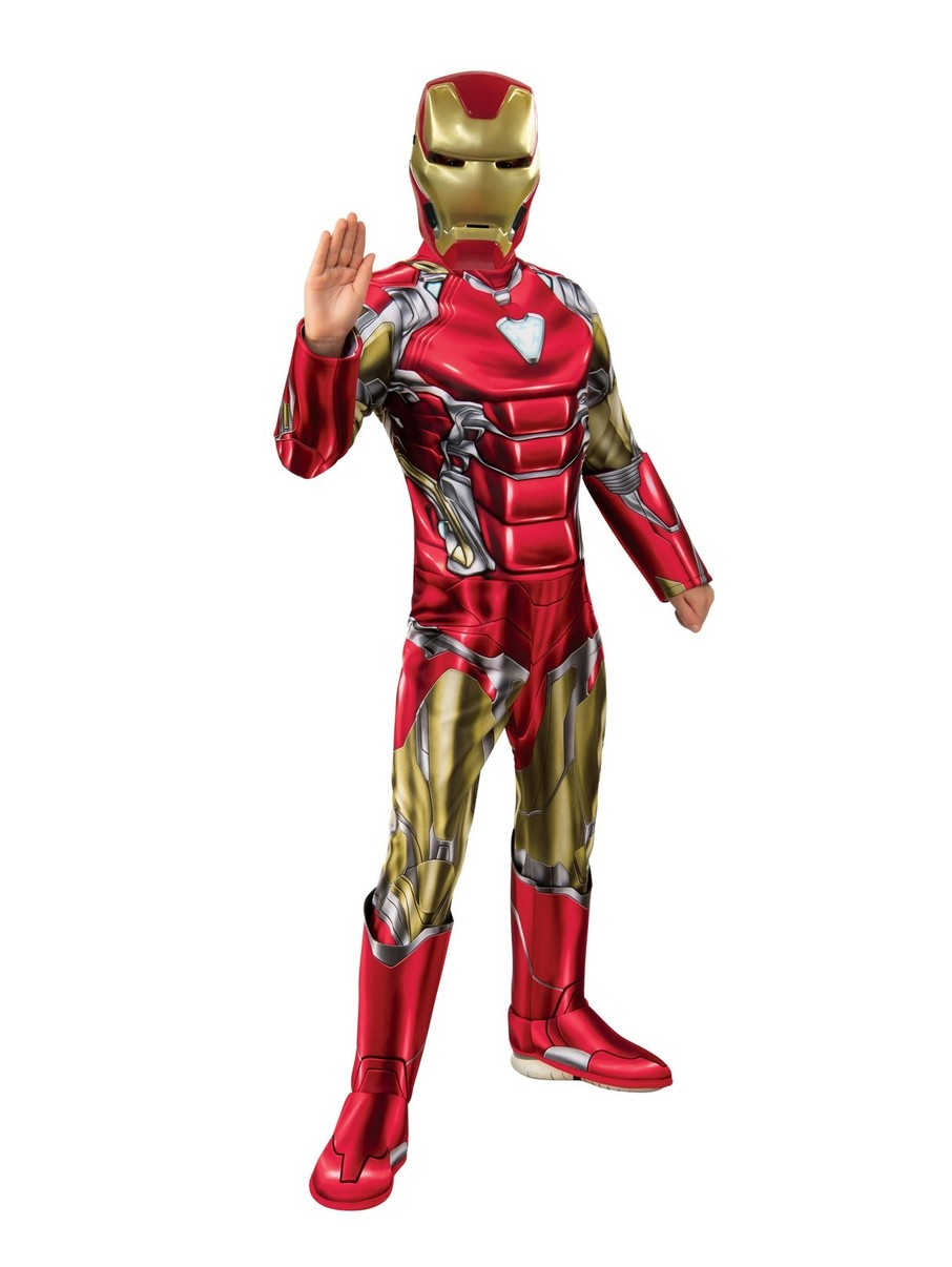 View larger image of Iron Man Deluxe Avengers 4 Costume